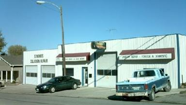 Strong's Collision Repair