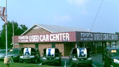 Toyota Of Gastonia - Homestead Business Directory