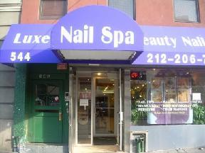Luxe Beauty Nails & Spa