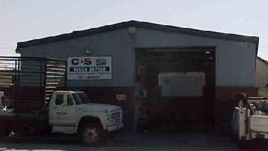 C & S Mobile Truck Repair - Homestead Business Directory