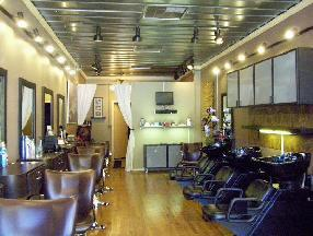 Salon Ramsey - Virginia Highland