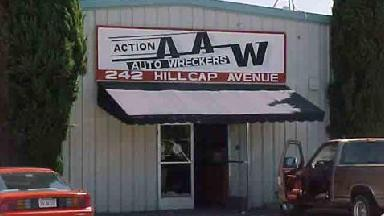 Action Auto Wreckers - Homestead Business Directory