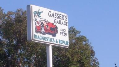 Gasser's Garage Inc - Homestead Business Directory