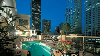 Hilton Checkers Los Angeles - Los Angeles Hotels - Los Angeles, CA