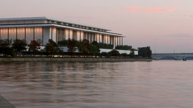 The Kennedy Center - Concert Hall