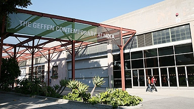 The Geffen Contemporary at MOCA - Los Angeles, CA