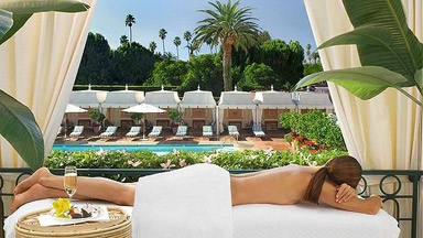 The Beverly Hills Hotel Spa by La Prairie - Beverly Hills, CA