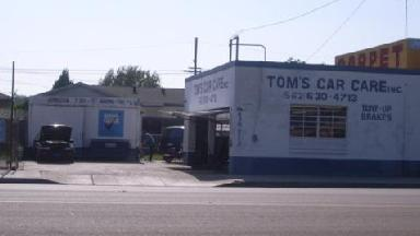 Tom's Car Care - Homestead Business Directory
