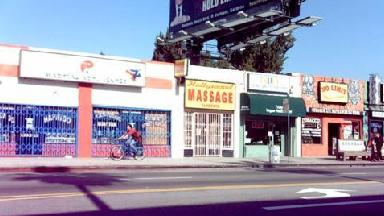 Hollywood Massage - Homestead Business Directory