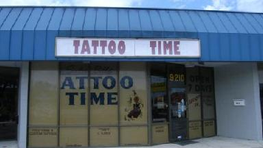 Tattoo Time - Homestead Business Directory