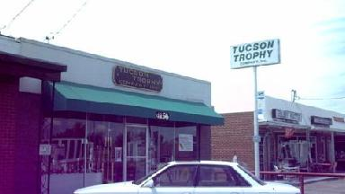 Tucson Trophy Co - Homestead Business Directory