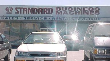 Standard Business Machines - Homestead Business Directory