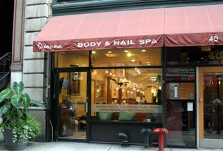 Dyanna Body & Nail Salon Spa - New York, NY