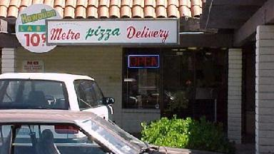 Pappageorggeo Pizza - Homestead Business Directory