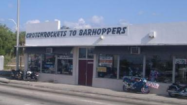 Crotchrockets To Barhoppers - Homestead Business Directory