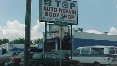 Top Auto Body Shop - Homestead Business Directory