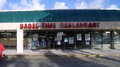 Bagel Time Restaurant - Homestead Business Directory