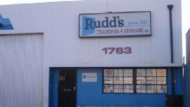 Rudd's Transfer & Storage Inc - Homestead Business Directory