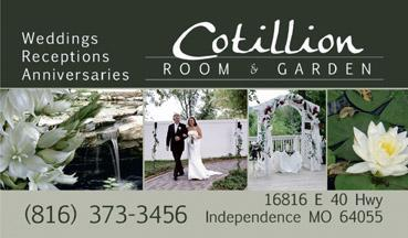 Cotillion Room & Garden @ The Ballet Conservatory