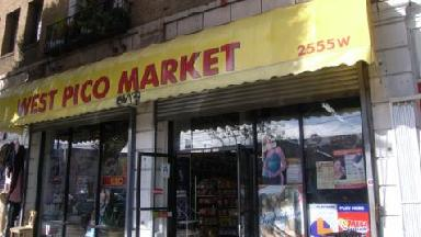 West Pico Market - Homestead Business Directory