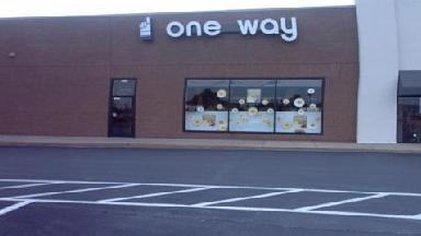 One Way Book Shop