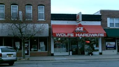 Wolfe Ace Hardware - Homestead Business Directory