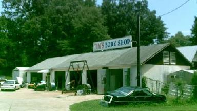 Tim's Body Shop - Homestead Business Directory