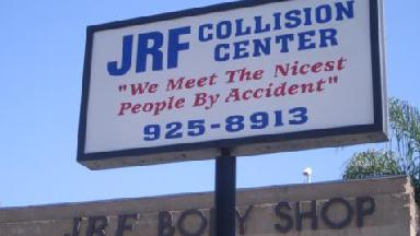 Jrf Body Shop - Homestead Business Directory