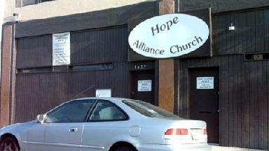 Hope Alliance Church - Homestead Business Directory