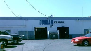 Dunham Metal Processing - Homestead Business Directory