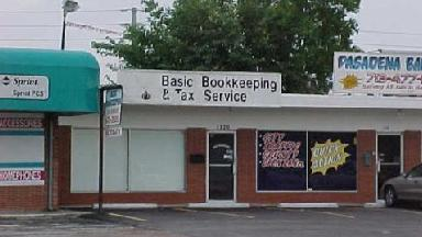 Basic Bookkeeping & Tax Svc