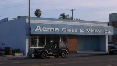 Acme Glass & Mirror Co - Homestead Business Directory