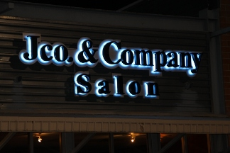 j co amp  co salon