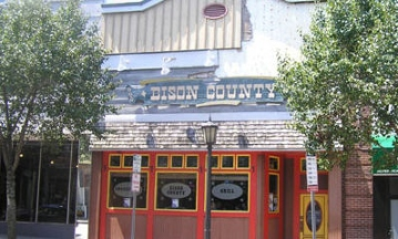 Bison County Bbq & Grille