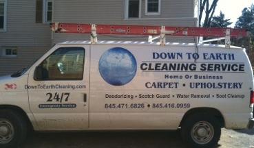 Down To Earth Cleaning Svc