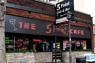 The 5 Point Cafe - Seattle, WA