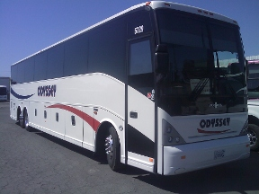 Odyssey Coach Tours & Charters - Homestead Business Directory
