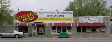 99 Dollar Furniture Outlet