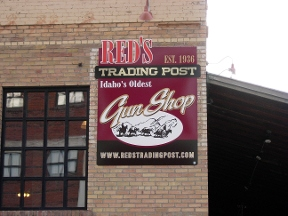 Red's Trading Post - Homestead Business Directory