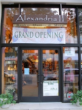 Alexandria II Bookstore