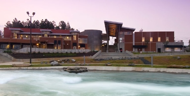 Us National Whitewater Ctr