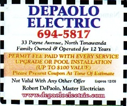 De Paolo Electric - Homestead Business Directory