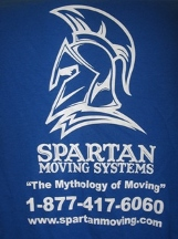 Spartan Moving System Inc