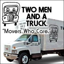 TWO MEN AND A TRUCK - Houston, TX