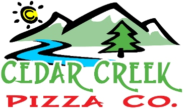 Cedar Creek Pizza Co