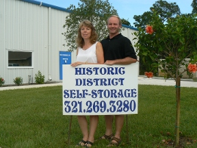Historic District Self Storage - Homestead Business Directory