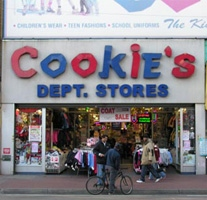 Cookie's Department Stores
