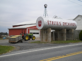 Strites' Orchards - Homestead Business Directory