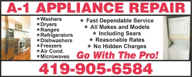 A-1 Appliance Repair - Homestead Business Directory