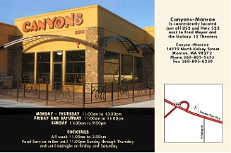 Canyons Restaurant